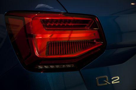 Audi Q2 hoan toan moi ra mat thi truong Viet Nam - Anh 11