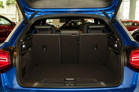 Audi Q2 hoan toan moi ra mat thi truong Viet Nam - Anh 13