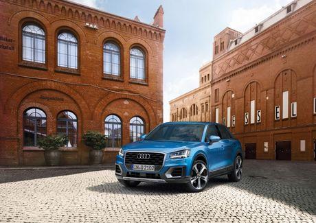 Audi Q2 hoan toan moi ra mat thi truong Viet Nam - Anh 1