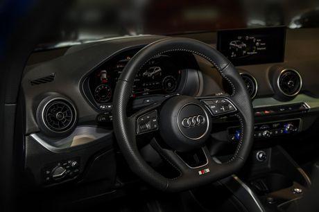 Audi Q2 hoan toan moi ra mat thi truong Viet Nam - Anh 2