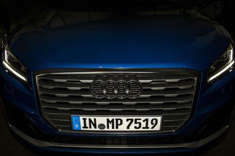 Audi Q2 hoan toan moi ra mat thi truong Viet Nam - Anh 9
