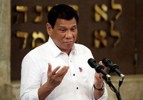 Ong Duterte noi My hay quen thoa thuan quan su di chung nao 'toi con tai vi' - Anh 1