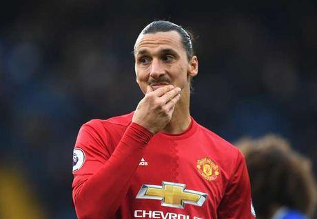 Ibrahimovic 'cun' nhat trong 6 nam qua - Anh 1