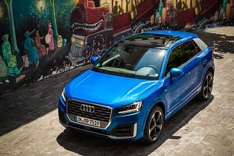 Audi lao vao cuoc chien xe nho, thue giam tai Viet Nam - Anh 1