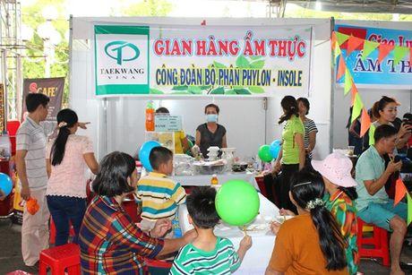 Hon 10.000 cong nhan tham gia giao luu van hoa Viet – Han - Anh 3