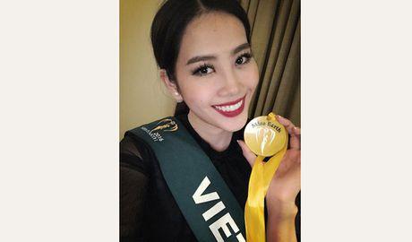Nam Em doat huy chuong vang tai Hoa hau Trai dat 2016 - Anh 1
