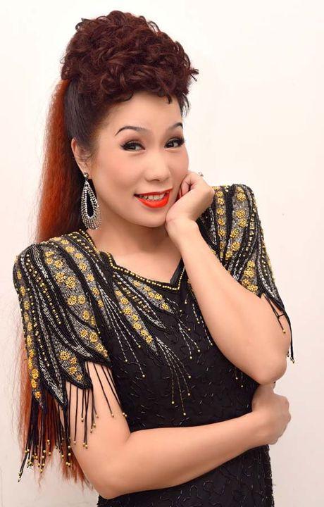 Trinh Kim Chi bat tay lam vo 'Hoa hau ao lang' - Anh 1