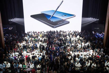 Galaxy Note 7 da bi 'chet oan'? - Anh 2