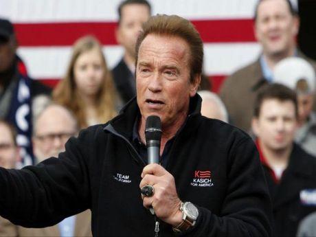 Arnold Schwarzenegger: Neu sinh o My, toi se tranh cu - Anh 1