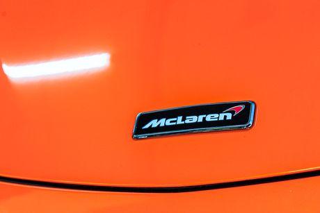 Sieu xe McLaren 570S mau cam nam tien - Anh 7