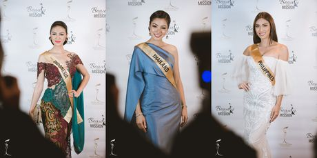 Nguyen Loan kho vao top 5 Miss Grand International - Anh 1