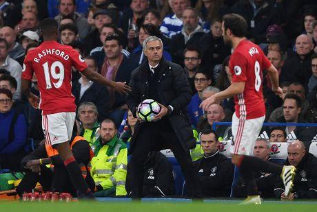 Mourinho khong kha hon Moyes - Anh 1