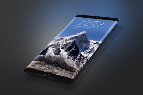 iPhone 8 se co thiet ke khong tuong - Anh 1