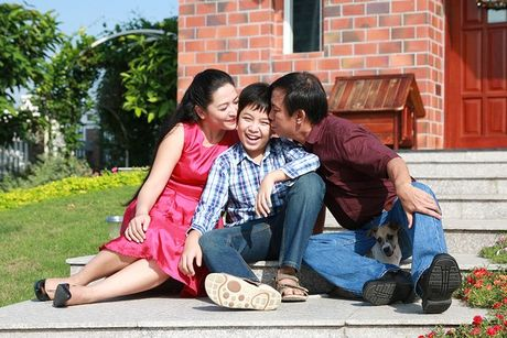 MC khoc nhieu nhat he lo ve cuoc song gia dinh - Anh 3