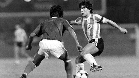 U20 World Cup: Maradona, Figo, Messi, Pogba va U19 Viet Nam - Anh 1