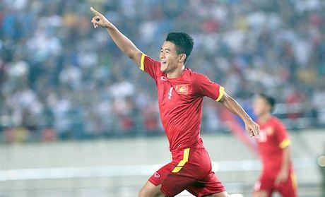 U19 Viet Nam nhan tin du truoc tran dai chien Nhat Ban - Anh 1