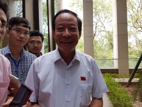 Thuong tuong Le Quy Vuong: Khong co 'vung cam' khi dieu tra dai an - Anh 1