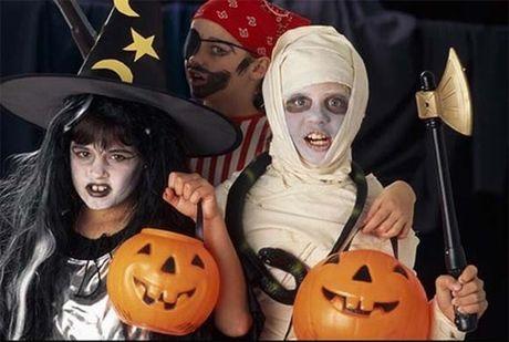 Le Halloween: Nguon goc, y nghia - Anh 1