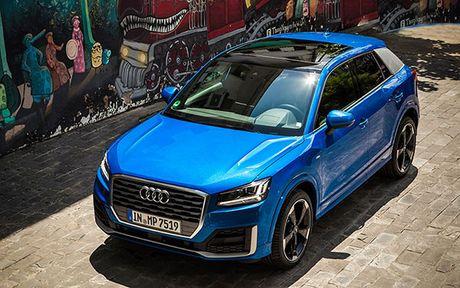 Q2 – xe goc canh va re nhat cua Audi ra mat tai VIMS 2016 - Anh 2