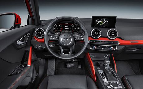 Q2 – xe goc canh va re nhat cua Audi ra mat tai VIMS 2016 - Anh 3