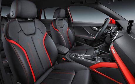 Q2 – xe goc canh va re nhat cua Audi ra mat tai VIMS 2016 - Anh 5