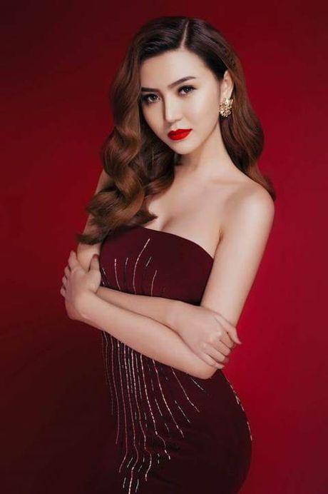 'Ban chat' cuoc thi Nu hoang Sac dep Toan cau 2016 Ngoc Duyen vua dang quang - Anh 4