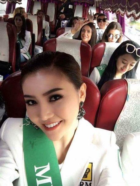 'Ban chat' cuoc thi Nu hoang Sac dep Toan cau 2016 Ngoc Duyen vua dang quang - Anh 9