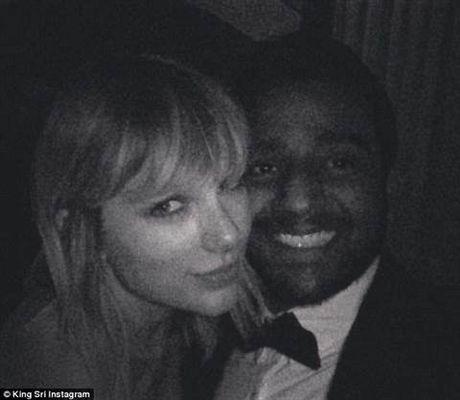 Taylor Swift va 'ke thu' Katy Perry cung... ban trai cu cua ca hai 'doi mat' o tiec sinh nhat - Anh 4