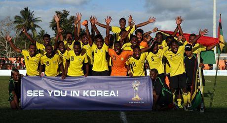 U19 Viet Nam va nhung doi da gianh quyen du giai U20 the gioi 2017 - Anh 1