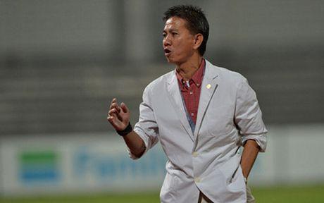 BLV Quang Huy: HLV Hoang Anh Tuan thuc su la mot tuong tai - Anh 1