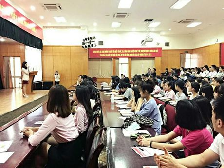 Sinh vien Viet Nam co co hoi lam viec tai cong ty top 5 Han Quoc - Anh 1