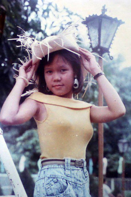 Ngam loat anh 'mot thoi tuoi tre' cua Viet Huong - Anh 1