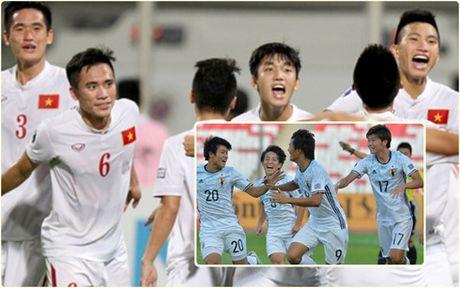 Lich thi dau vong ban ket U19 chau A 2016 - Anh 1
