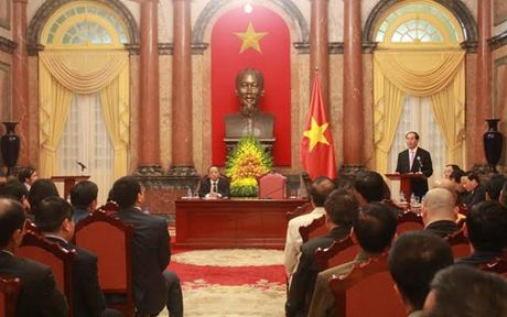 Xay dung dao duc, van hoa kinh doanh cua doanh nhan Viet Nam - Anh 1