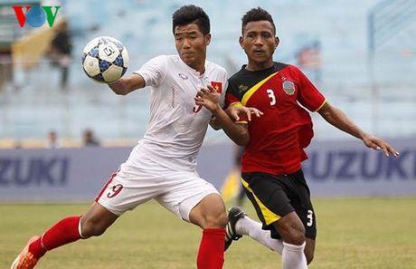 The thao 24h: U19 Viet Nam vang tien dao chu luc tran gap Nhat Ban - Anh 1