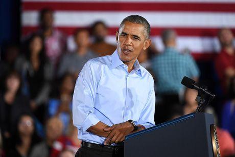 Tong thong My Obama chuan bi tham Hy Lap, Duc va Peru - Anh 1