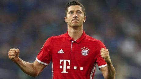 Lewandowski, Robben va Ribery tiep tuc gan bo voi Bayern - Anh 1
