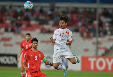 U19 Viet Nam chiu ton that lon truoc tran do suc voi U19 Nhat Ban - Anh 2