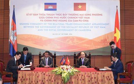Campuchia uu dai dac biet voi hang Viet Nam - Anh 1