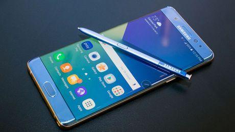 Samsung cap nhat pin Galaxy Note 7 len 60% tai chau Au - Anh 1