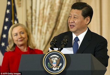 Hillary Clinton va 21 nam quan he voi Trung Quoc it nguoi biet - Anh 2