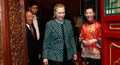 Hillary Clinton va 21 nam quan he voi Trung Quoc it nguoi biet - Anh 3