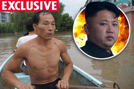 Kim Jong-un day nan nhan vung lu tron sang Trung Quoc toi trai tap trung - Anh 1