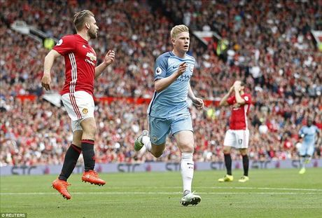 02h00 ngay 27/10, Man United vs Manchester City: Derby trong tam bao - Anh 2