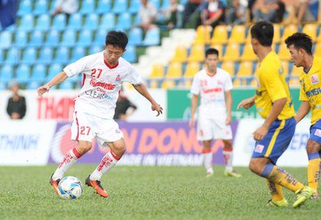 U21 HAGL nguoc dong danh bai Dong Thap o VCK U21 quoc gia - Anh 1