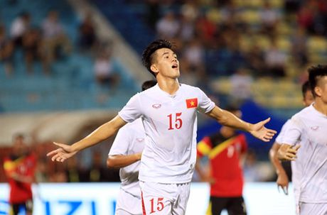 DT U19 Viet Nam: Ai thay the Duc Chinh? - Anh 1
