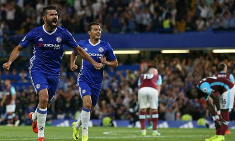 01h45 ngay 27/10, West Ham vs Chelsea: Derby nhuom mau xanh - Anh 2