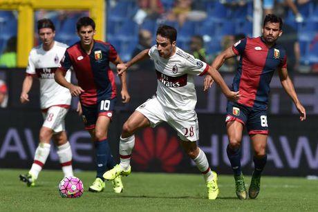 Hang cong im tieng, Milan tham bai truoc Genoa - Anh 1