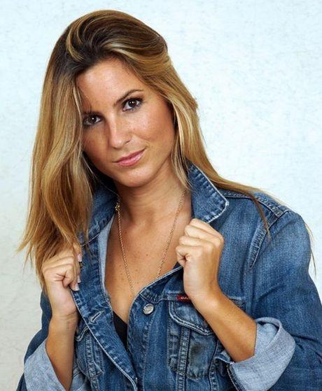 Danae Boronat - MC xinh dep cua Italia - Anh 9