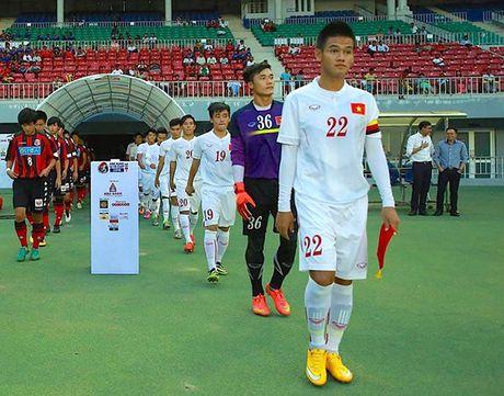 Diem mat nhung hot boy cuc de thuong cua U19 Viet Nam - Anh 12